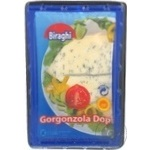 Cheese gorgonzola Biraghi with mold 48% 150g Italy