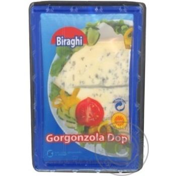 Cheese gorgonzola Biraghi with mold 48% 150g Italy