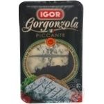Gorgonzola cheese Igor Piccante 48% 150g Italy
