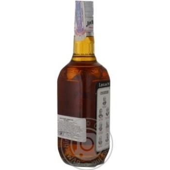 Виски Jim Beam White 40% 0,7л - купить, цены на Метро - фото 3