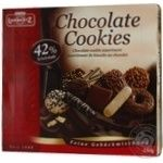 Cookies Lambertz with chocolate 250g Germany