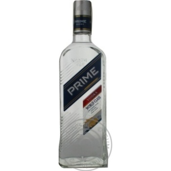 Prime World Class Vodka 40% 1l - buy, prices for EKO Market - photo 1