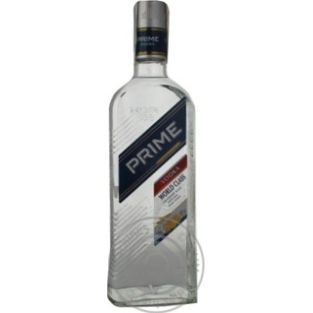Prime World Class Vodka 40% 1l - buy, prices for EKO Market - photo 5