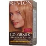 Color Revlon Color silk shampan blonde ammonia free for hair