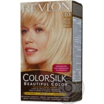 Revlon ColorSilk 03 Hair Dye