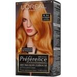 Фарба для волосся Loreal Recital 8.34 Флоренція