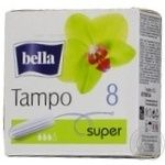 Tampons Bella for women normal 8pcs - buy, prices for Novus - image 2