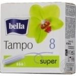 Tampons Bella for women normal 8pcs - buy, prices for Novus - image 3