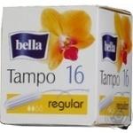 Tampons Bella for women regular 16pcs