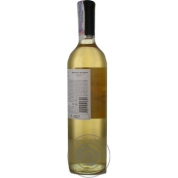 Passos de Tango White Dry Wine 0.75l - buy, prices for Furshet - image 5