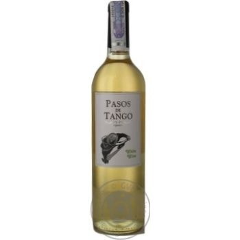 Passos de Tango White Dry Wine 0.75l - buy, prices for Furshet - image 2