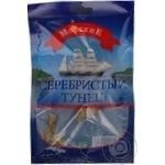Morskiye Dried Salted Silver Tuna