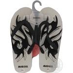 Взуття чол.літнє Marizel OXY-357 - купить, цены на Фуршет - фото 1