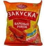Снек Авк с раками 35г Украина