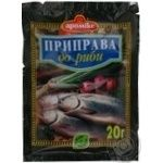 Приправа Аромікс для риби 20г х10