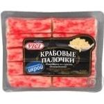 Крабовые палочки Вичи полуфабрикат 200г Россия