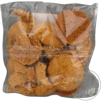 Печенье овсяное Здраво Рассвет с фруктозой 300г - купить, цены на МегаМаркет - фото 2