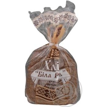 Хлеб Кулиничи Белая Русь нарезанный половинка 350г