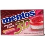 Chewing gum Mentos with berries sugar free 16g