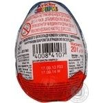 Kinder Surprise Egg Chocolate 20g - buy, prices for Furshet - image 2