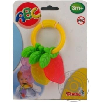 Погремушка Simba ключи и ягодки 4014766