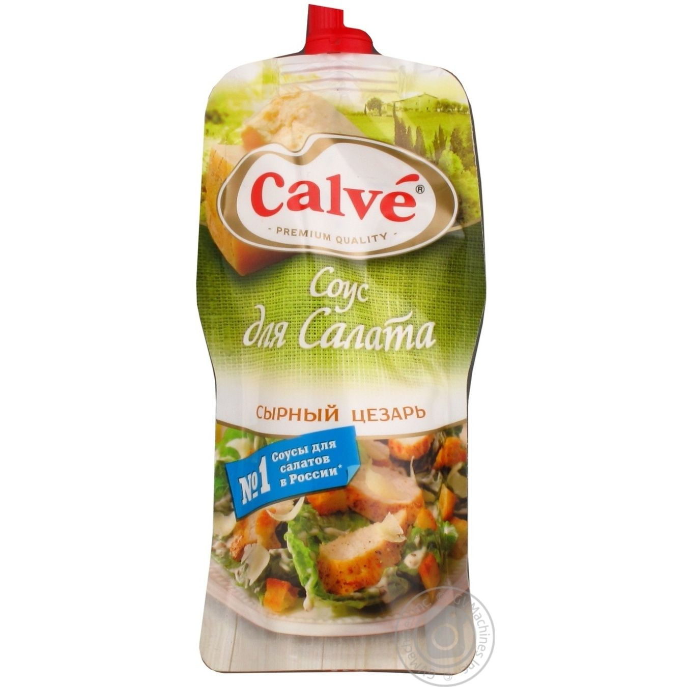 Соус сырный цезарь рецепт