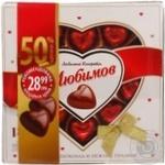 Конфета Любимов 125г коробка