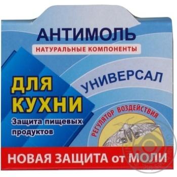 Рідина проти молі Антимоль універсал 27г. - купити, ціни на Novus - фото 1