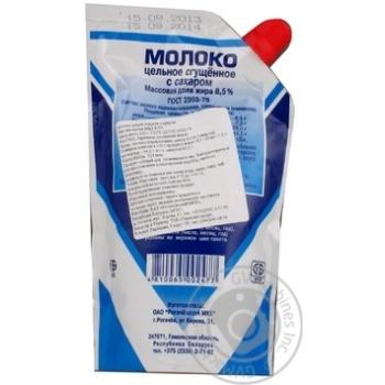 Молоко сгущенное Рогачевъ цельное с сахаром 8.5% 300г - купить, цены на Novus - фото 3