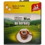 Filter Yan for tea 80pcs Poland