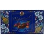 Candy Rosychi chocolate with nuts with filling 250g packaged Ukraine