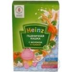Каша детская Хайнц пшеничная с молоком и тыквой сухая с 5 месяцев 250г Россия