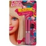 Luster Barbie for lips Russia