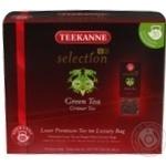 Чай Тікане зелений пакетований 20шт 80г картонна упаковка