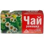 Травяной чай Фуршет Ромашка в пакетиках 25х1г Украина