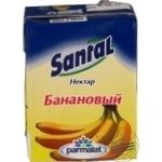 Нектар Сантал банановый тетрапакет 200мл Россия