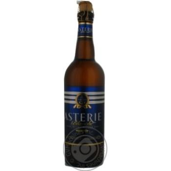 Пиво светлое 4.9% 750мл стеклянная бутылка