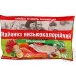 Mayonnaise Provansal 35% 200g sachet Ukraine