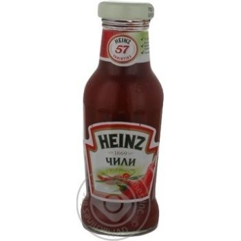 Хайнц Чилі томат 275г Голандія