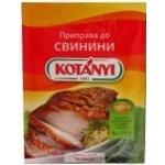 Приправа Котани для свинины 30г Австрия