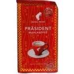 Natural ground roasted coffee Julius Meinl President 250g - buy, prices for MegaMarket - image 2