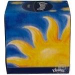 Серветки гігіенічні Kleenex Классік коробка 50шт