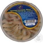 Филе-кусочки сельди Дон Фиш Матье соленое в масле 180г Украина
