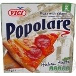 Pizza Vici with salami 315g Estonia