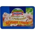 Сыр Хохланд плавленый с грибами 55% 200г Россия