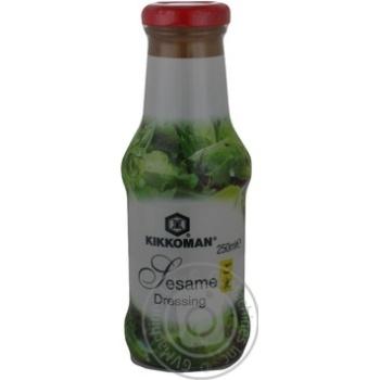 Kikkoman sesame for salad sauce 250ml