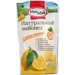 Майонез МакМай Провансаль з соком лимону 67% д/п 180г