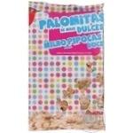 Попкорн Ашан сладкий для микроволновой печи 100г