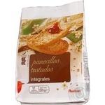 Хлебцы Ашан мягкие для бутербродов с сахаром 225г