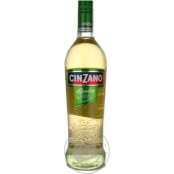 Вермут 1л 14,4% Cinzano Limetto